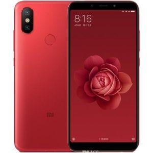 "Compatibility Xiaomi Mi 6X 6GB RAM 64GB 128GB ROM Mobile Phone Snapdragon 660AIE Octa Core 5.99"" Full Screen 20.0MP AI Face ID 4G LTE Cover"