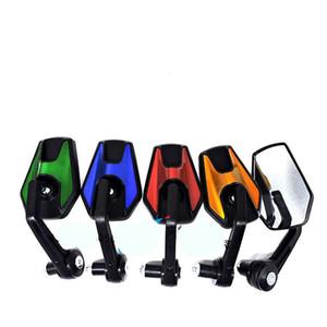 accesorios coloridos scooter espejo lateral moto bar final espejo final manillar final moto accesorios motocicleta retrovisores