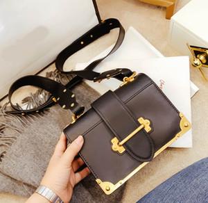 2020 MILANO P Marca Shoulder Designer Luxo Bag estilingue Crossbody Tote alta qualidade vaca couro genuíno mensageiro saco saco Caixa com caixa de presente