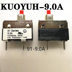 piccola protezione da sovraccarico di corrente 91 Serie 9A Taiwan KUOYUH