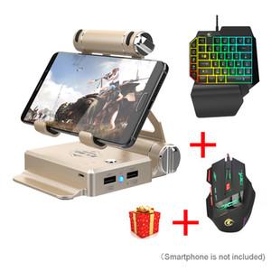 GameSir X1 BattleDock клавиатура-мышь-конвертер Bluetooth Gamepad для FPS Мобильная игра как PUBG COD AOV Freefire T191227
