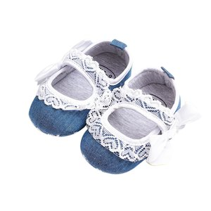 New Cute Girl Baby Scarpe Baby Shoes Bow Lace Girl Bambino Sandalia Feminina Sandales Femme 2019