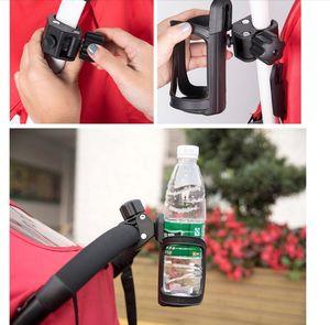 Baby Stroller Cup Holder Baby Stroller Accessories for Milk Bottles Rack Bicycle Bike Bottle Holder Stroller Accessories