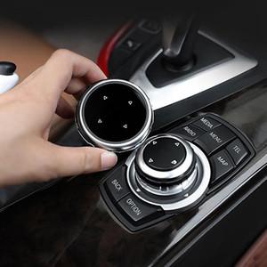 Car Big Multi Media Bouton Cover Version Bouton noir pour F10 F20 F30 iDrive de haute qualité