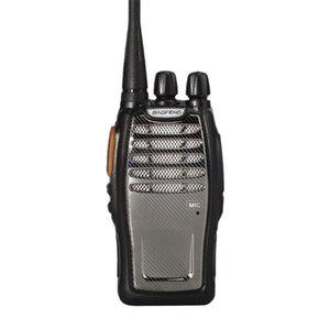 20pcs Baofeng BF-A5 talkie-walkie 400-470MHz Transceiver Radio avec 1800mAh Battery Restaurant Restaurant Bar Propriété de sécurité du site extérieur