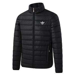 Горячий продавать легкий и тонкий пуховик мужской короткий 2019 новый осенне-зимний модный бренд красивый капюшоном Slim мужские пальто