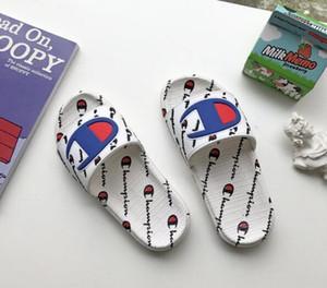 Family Edition C hampion Fashion Kids Sandals، صندل الأطفال كبير الحجم، التوصيل المجاني