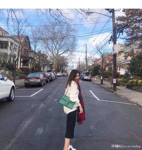 400249 421970 476432 pacote de vinho novíssimo Shoulder Bag Luxo Designer Slant Handbag Couro Feminino Popular couro 2020 10A HJJ