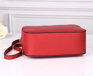 Sacs à cosmétiques de mode 2019 Nouvelle trousse de maquillage en cuir rectangle sac Femme Voyage cosmétique Wash sac gargarisme