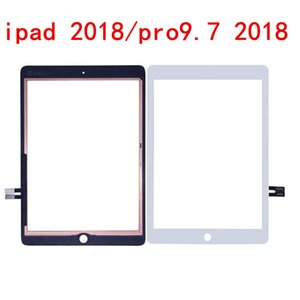 "Original Touch Screen Glass Panel Digitizer replacement for iPad pro 2018 10.5: 12.9"" with adhesive glue Assembly mini 50pcs"