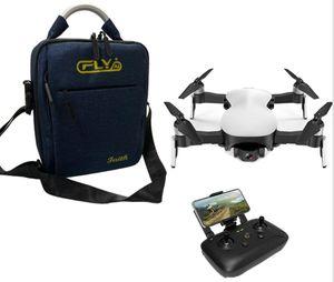 Aurora 5G WiFi FPV Fırçasız Motor 1080P / 4K HD Kamera GPS İkili Mod Konumlandırma Katlanabilir RC Drone Quadcopter RTF Fly 1.2 km A04 1pcs