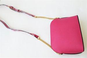 Women Messenger Bag Summer Fresh Lady Flower Printing Chain Shoulder Bag Cute Cactus Crossbody For Teen Girls#262