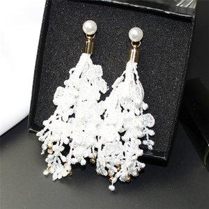 S925 Silber Nadel Set Diamant Ohrringe übertrieben ring Ohrringe temperament lange Stil CG Buchstaben Schmuck weiblichen Großhandel Hersteller