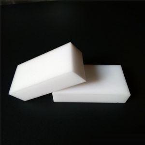 أبيض ماجيك ممحاة الإسفنج 10 * 6 * 2 سم يزيل الأوساخ الحطام صابون الأوساخ من جميع أنواع الأسطح Universal Cleaning Sponge