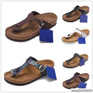 Summer slippers for men and women, 2016 new cork bottom flip-flops, sandals with a couple flope flip flops Mayari 34-46