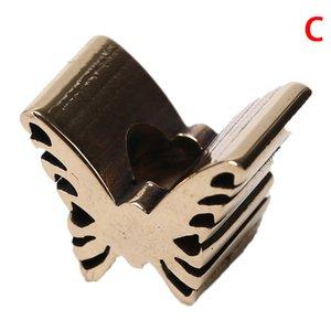 1PC JULYHOT Açık Vintage Kafatası Pirinç Bıçak Boncuk Shield Şemsiye Halat İpi Çapraz Paracord Boncuk Toptan