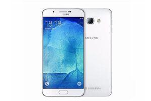 Remis à neuf d'origine Samsung Galaxy A8 A8000 2 Go de RAM 16 Go ROM Octa Dual Core Carte SIM de téléphone cellulaire