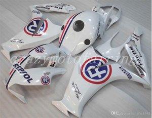 Heiße Verkäufe Spritzgießwerkzeug Neue ABS Motorrad Verkleidung Kits passen für Honda CBR1000RR 2012 2013 2014 2015 kundenspezifische White Blue Repsol