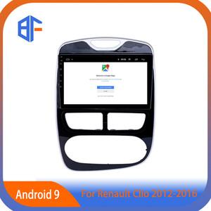 BF 10 inch 2.5D IPS 2+16GB Auto Player Quad Core Car FM AM Radio RDS for Clio 2012-2020 car dvd