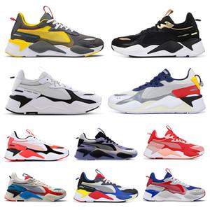 новая мода пума rs x rs-x переосмысление игрушки трансформеры мужчины женщины кроссовки FUCHSIA PURPLE мужские кроссовки спортивные кроссовки размер 36-45