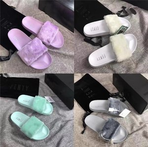 Retro Style European And American Thick Heel High-Heeled Cloth Floral Metal Rivets Rhinestone Square Head Word Fish Mouth Female Slippers#918