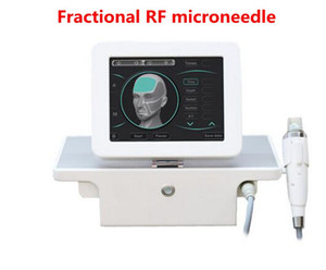 2020 Novo alça de design com 4 dicas Fracionárias RF Microneedle Machine Cuidados Faciais Corpo Strimming Máquina de Remoção