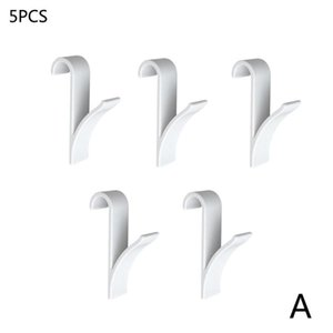 5Pcs Y Shape Hook Towel Hanger For Heated towel rail Tubular Holder Hook Bath Radiator Rack Storage Bath Q1S7