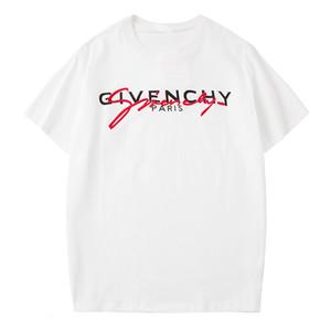 Yaz Erkek Kadın Tişörtlü Markalı Designered Tshirts ile Mektupları Nefes Kısa Kollu Erkek Çiçekler Tee Gömlekler Toptan ile Tops
