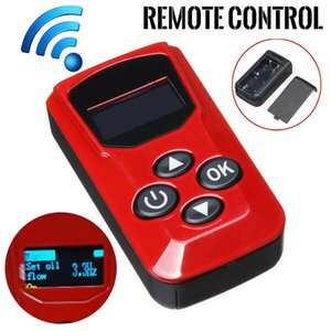 1PC Car Air Heater LCD Remote Controller Switch Red ABS Plastic Shell For Air Parking Heater Universal Car Electrical Appliances