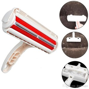 2-Way Pet Hair Remover Roller Pet Puppy Cleaning Brush Dog Cat Hair Sofa Carpet Cleaner Brushes Furniture Lint Pet Hair Remover