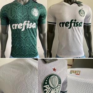 20 21 Palmeiras FUTBOL JERSEY ANA YEŞİL G.JESUS JEAN ALECSANDRO 2020 2021 Player sürümü Dışarıda ALLIONE Cleiton XAVIER futbol gömlek