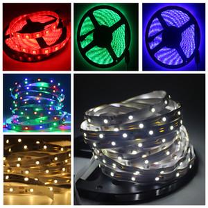 5M LED Strip 12V LED Light Strip RGB Tape Flexible Neon Strip Diode Tape SMD 5050 LED Ribbon Lights Backlight for Room TV