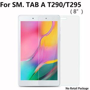Samsung Galaxy Tab 8.0 A 8 2019 SM-T290 SM-T295 T290 T295 dello schermo, vetro temperato per Protector 9H 0,3 millimetri Tablet Pellicola protettiva