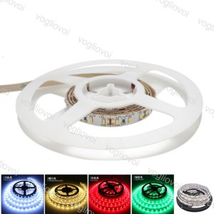 Led Strip Light 5M SMD 3014 DC12V 600LED Round 2 wire Warm White Dimmable Flexible Ribbon Waterproof Super Bright LED Lights EPACKET