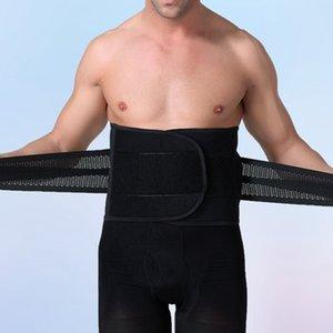 Erkekler İnce Yieloder Shaper Vücut Bel Karın Kuşak Kuşak Bel Cinchers Underbust Kontrol Korse Bel Trainer Göbek Bandı 2020 Yeni 9WBL