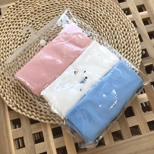 01234 new children's classic d @ n printing all-match sleeveless with a pack of T-shirt T-shirt three pieces