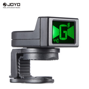 JOYO JT-306 Mini Digital Guitar Tuner LCD Clip-on acessórios Tuner para guitarra acústica Electric Bass Violin Ukulele Chromatic