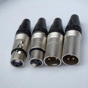 Neutrik Benzer NC3MXX NC3FXX Neutrik Erkek Kadın 3 Pin XLR Konnektörü ile 30 ADET NC3MXX 30 ADET NC3FXX