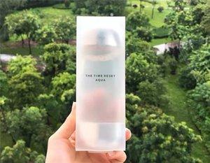 YENİ Lüks Tasarım zaman sıfırlama Aqua özü Nemlendirici Tonik 200ml Japonya sıcak satış besleyici Cilt Bakımı Ücretsiz yudumlarken