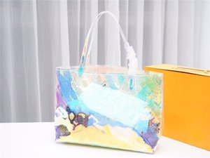 designer luxury handbags purses tote clutch shopping bag big capacity 2020 New shine bags single shoulder bags