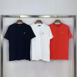 New Tide brand MA.STRUM classic short-sleeved T-shirt function, high-definition embroidery LOGO, simple TEE s s e