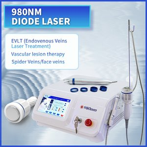 10W portable 980nm fast laser diode safety permanent laser vascular 980 30w and hair removal hot sales 980 nm diode laser vascular removal
