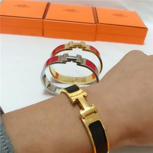 Luxe de haute qualités designers acier inoxydable 316L Bracelets Femmes Hommes Bracelets Y7Hs bijoux dur Bracelet