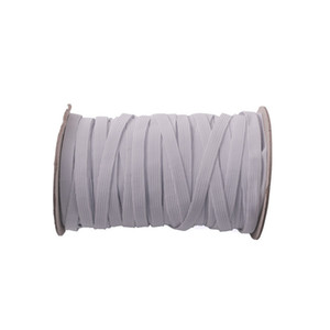 5mm and 3mm Elastic rope of mask ear belt elastic band polyester running belt latex flat elastic rope Mask rope T2I5889