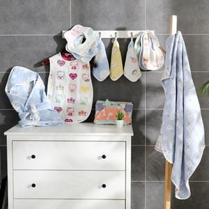 Pre-Venta Baby Supplies bebé en crecimiento baberos infantiles toalla de baño Saco de dormir Juego de regalo