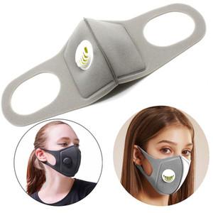 Yeniden solunum Vana maskeleri Anti-Alerjik PM2. 5 ağız maskeleri Anti-toz Anti kirliliği maske bez maske