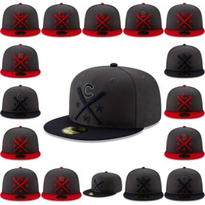 Hombres Indios de los Medias Rojas Astros Yankees Ángeles Cachorros de las Medias Blancas Dodgers Graphite / Navy 2019 All-Star Workout On-Field 59FIFTY Fitted Hat