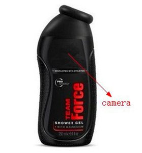 Ücretsiz Kargo 1080 P Hareket Algılama Erkekler Şampuan Banyo Kamera Mini Kamera 32 GB
