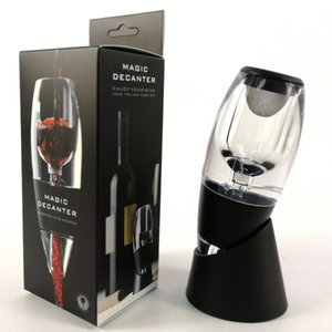Factory direct fast decanter red wine decanter Aerator Filter Red White Wine Flavour Enhancer
