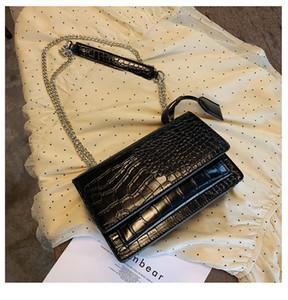 2020 новая мода рыба узор цепи диагональная сумка дамы прилив сумки свет роскошные женские сумки на ремне оптом